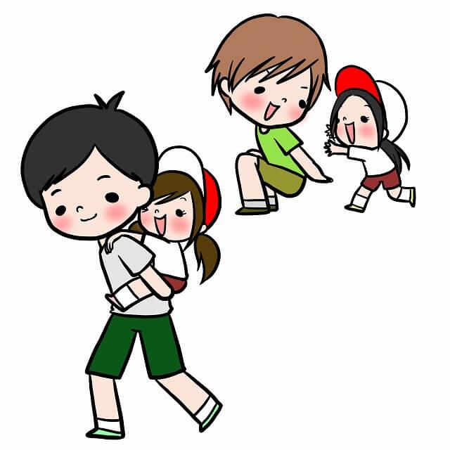 hoikuen undoukai oyako kyougi